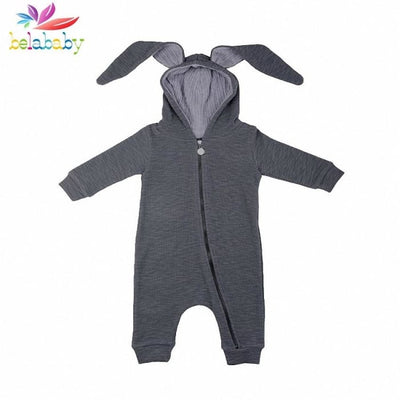 Baby Girl Animal Rabbit Romper - Baby Boys