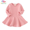 Baby Girl Candy Color Long Sleeve - Girls