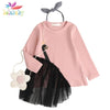 Baby Girl Long Sleeves Garment Dress - Girls