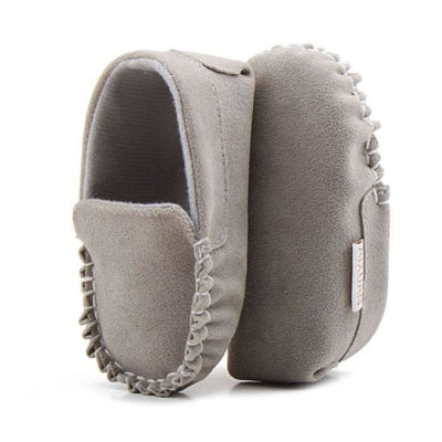 Baby Shoes Suede Leather - Baby Boys