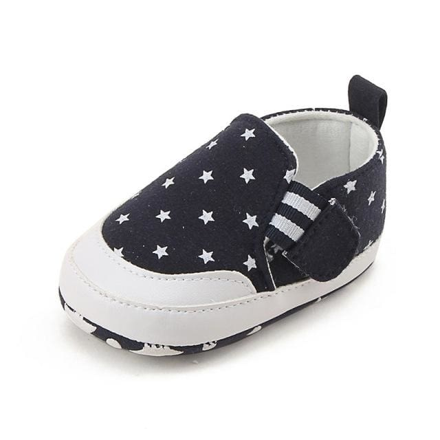 Baby Soft Bottom Walking Shoes - Baby Boys
