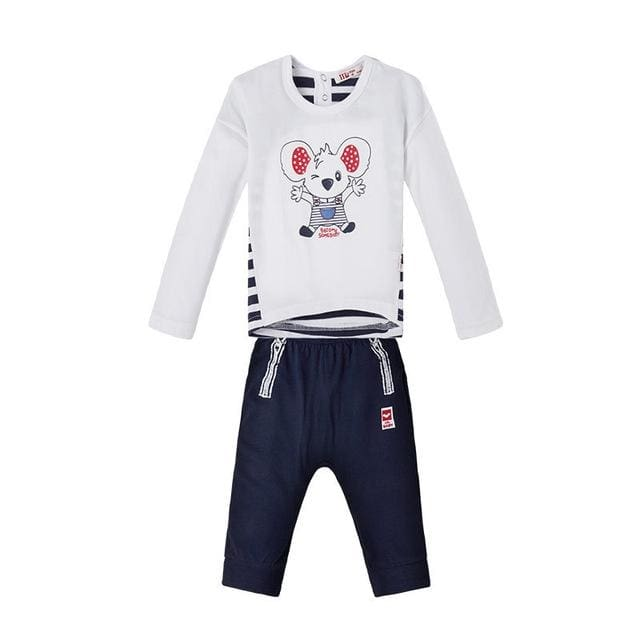 Baby Suit Long Sleeve - Boys