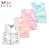 Baby Thin Warm Jacket Clothing Newborn Cotton Vest - Baby Boys