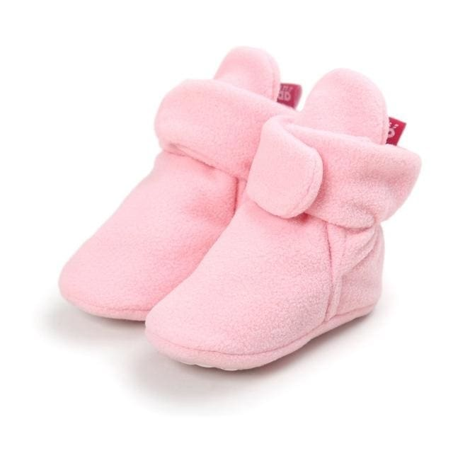 Baby Unisex Crib First Walkers Shoes - Baby Girls