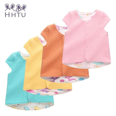 Baby Vest For Children Clothing Warm Vest Spring Autumn - Baby Girls