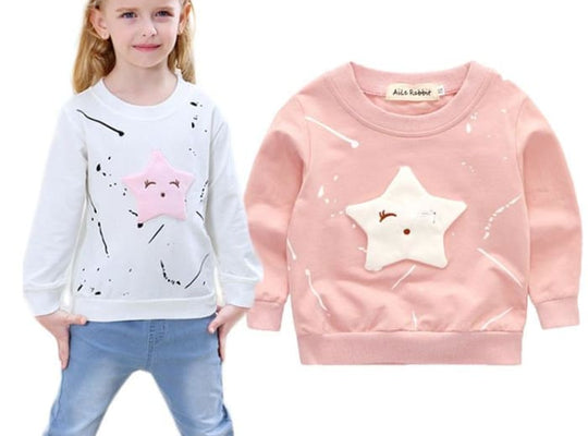 Banner Star Girls Long Sleeve - Pre-Order