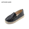 Black Espadrille Girl - Girls