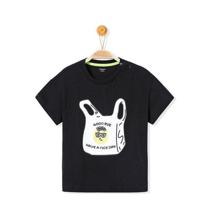 Boys 100% Cotton T Shirt Tops - 04 / 3Y - Boys