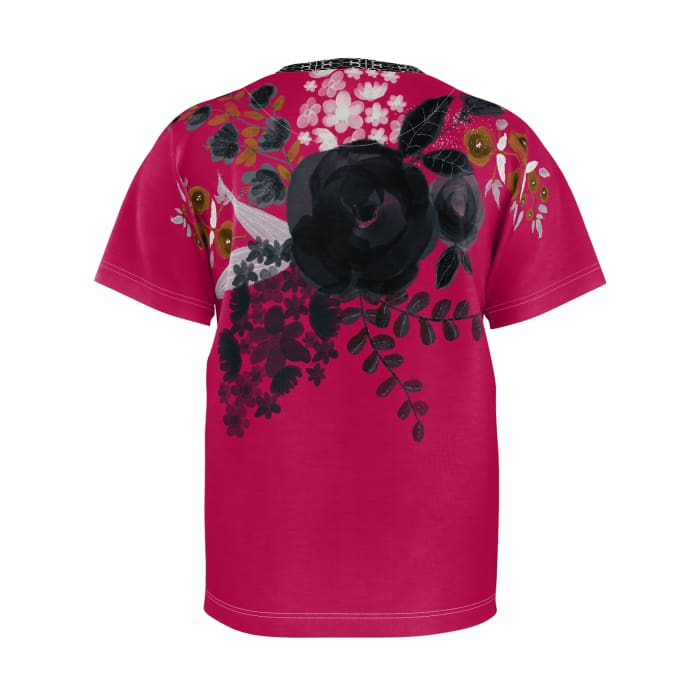 (Boys) Fragrance Black Rose - Shirt
