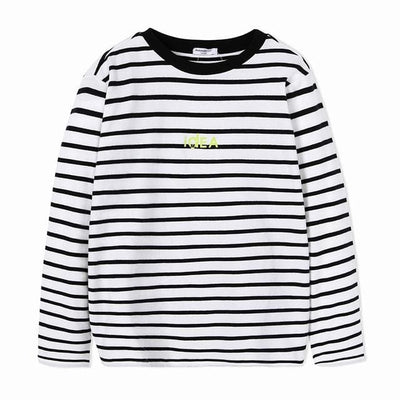 Boys Long Sleeve Boys Kids Tops Tee Tshirts O-Neck Costume - 03 / 11Y - Boys