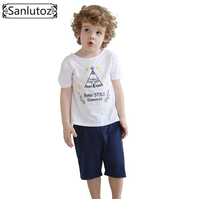 Children Unisex Summer Set - Boys