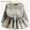 Clothes Top Coat+ Tutu Dress - Girls