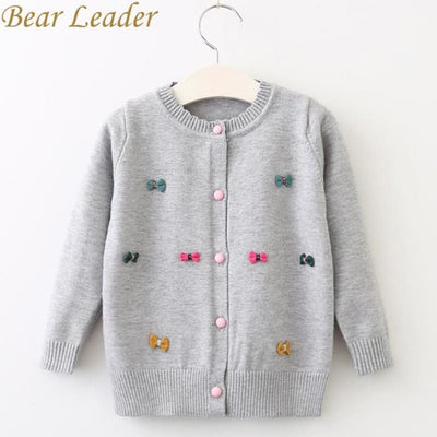 Clothing Long Sleeve Outerwear Open Stitch - Girls