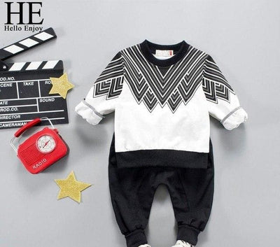 Enjoy Boys Clothes Set - Photo Color 1 / 3T - Pre-Order