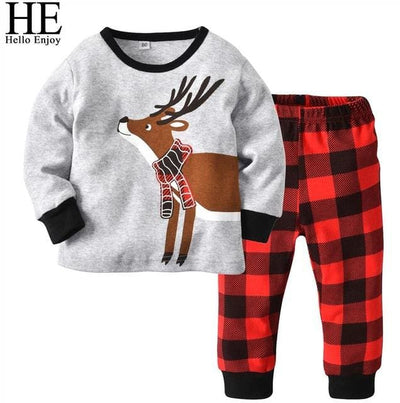Enjoy Boys Clothes Set - Photo Color / 3T - Pre-Order