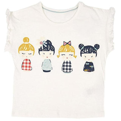Fashion European And American Style Animal O-Neck - Girls