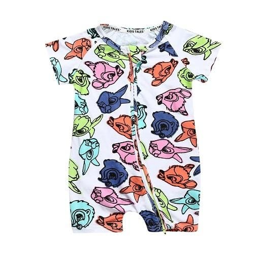 Fashion New Baby Clothes Summer With Short Sleeve - Baby Boys
