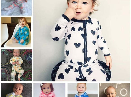 Footies Jumpsuit Sleepwear - Pre-Order