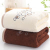 Free Shipping 1Pcs Cotton Bath Towels - Accessories