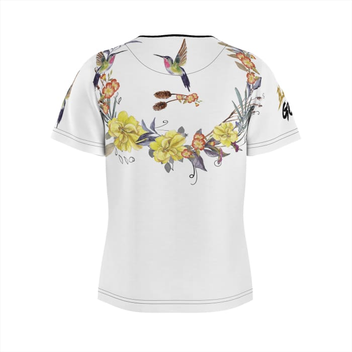 (G) The Golden Hummingbird - Shirt