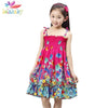 Girl Bohemian Beach Dress - Girls