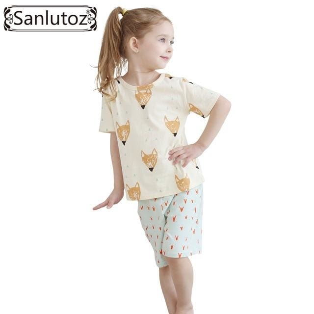 Girls Clothes Summer Set - Girls