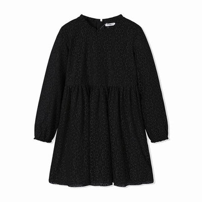 Girls Dress - Black / 6Y - Girls