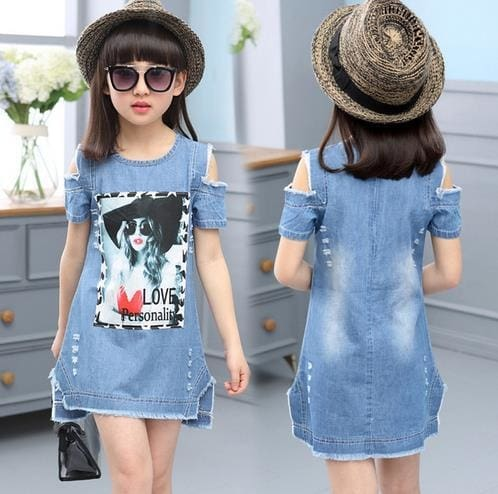 Girls Dress - Girls