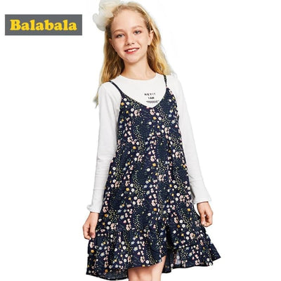 Girls Floral Dress - Girls