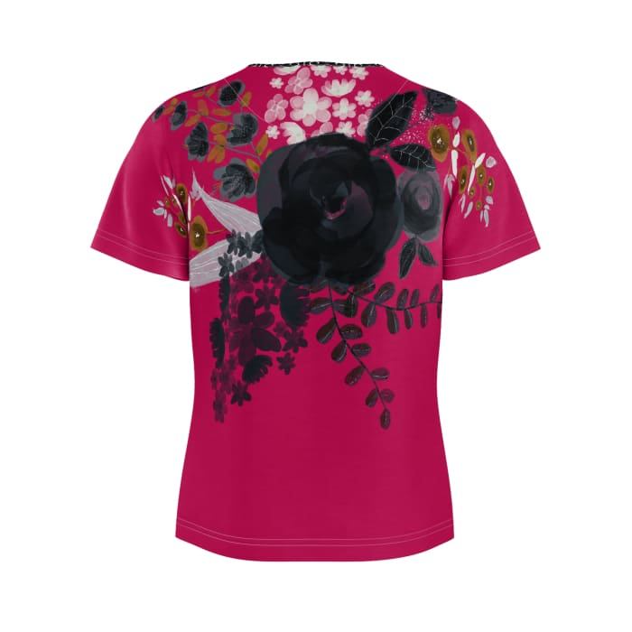 (Girls) Fragrance Black Rose - Shirt