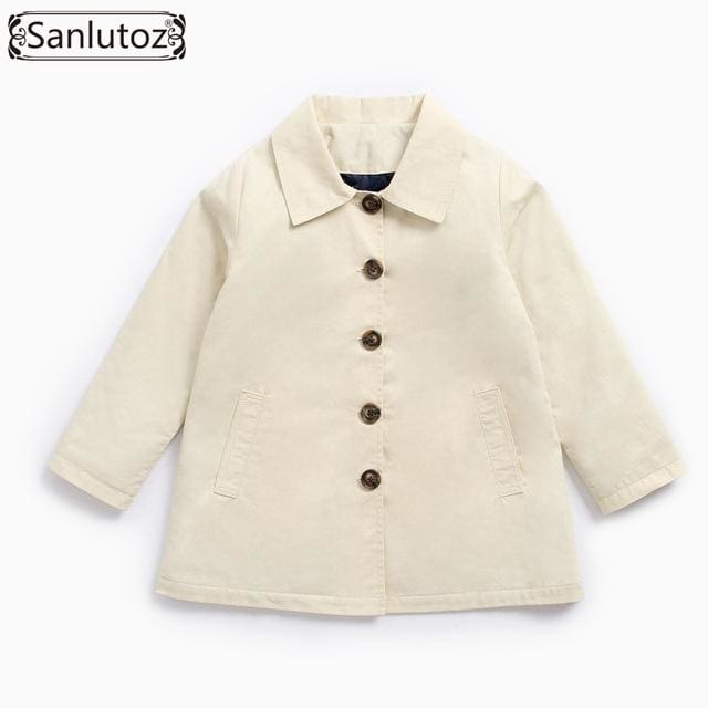 Girls Outerwear Coat - Girls