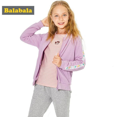 Girls Spring Sport Outfit - Girls