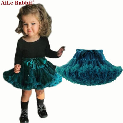 Girls Tulle Party Skirts - Girls