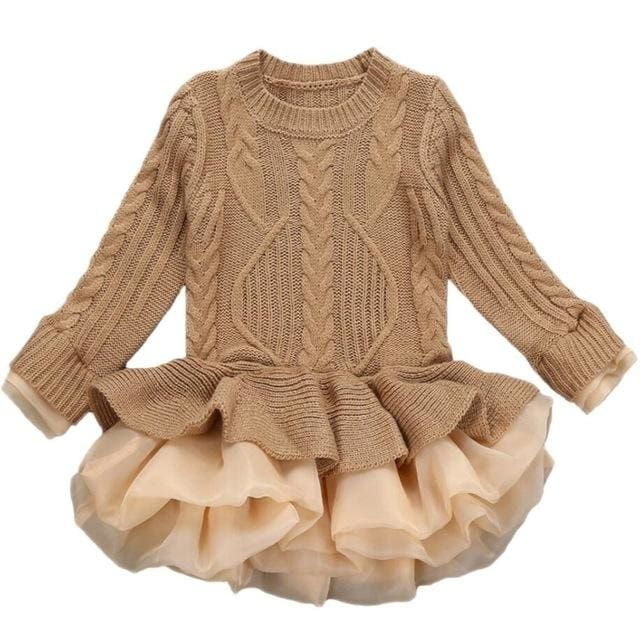Girls Winter Sweater - Girls