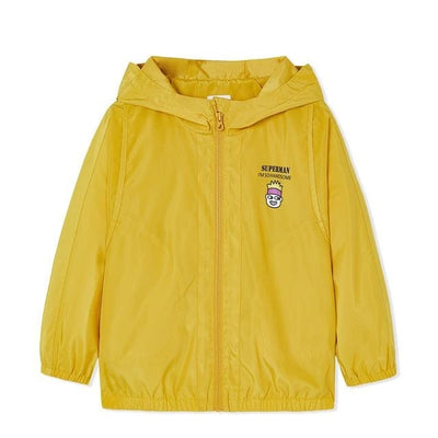 Jacket For Boys - Yellow / 2Y - Boys