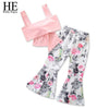 Kids Clothing Summer Set - Girls