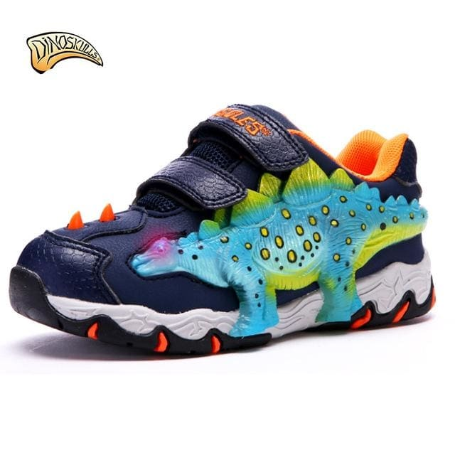 Led Tenis Infantil Sneakers - Boys