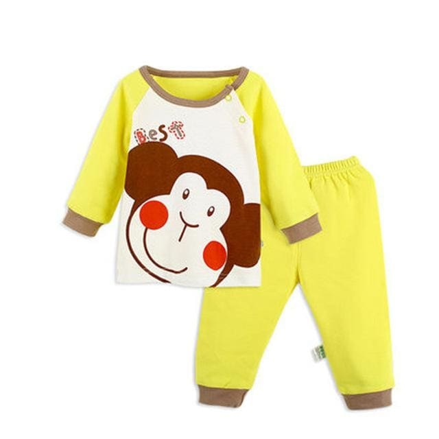 Long Sleeve Winter Set Clothing Unisex - Baby Boys