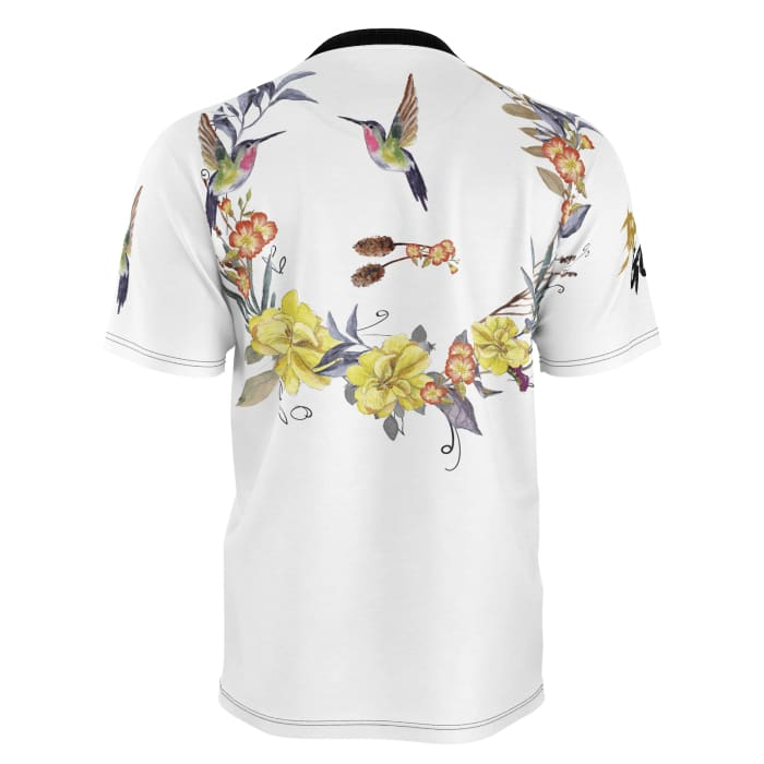 (M) The Golden Hummingbird - Shirt