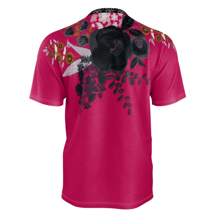 (Men) Fragrance Black Rose - Shirt