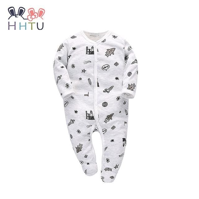 66d140edbb96c New Newborn Baby Boy Girl Romper Clothes Long Sleeve Infant Product Fashion  Autumn Lovely - Baby