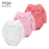 Newborn Rompers Girls Boys Jumpsuit Children Cotton Autumn Roupas - Girls - Outfit