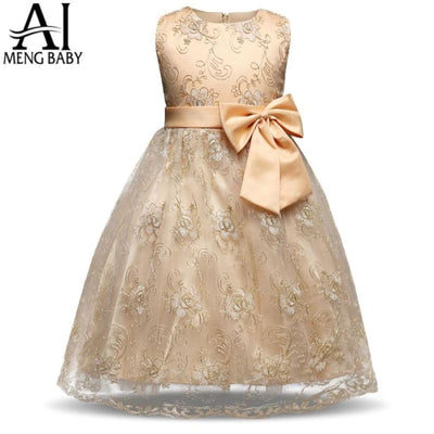 Princess Lace Dress - Girls
