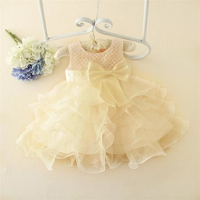Princess Tutu Dress - Baby Girls