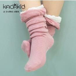Reffle Anti-Slip Knee Thick Sock - Accessories - Socks