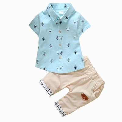 Shirt Outfit - Baby Boys