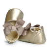 Soft Soled Pu Leather - Baby Girls