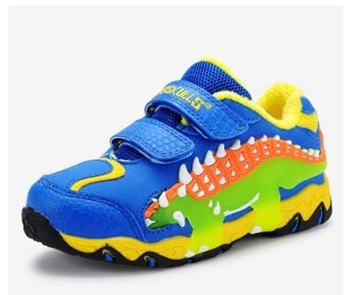 Sport Fleece Shoes Led Sneakers With Light Breathable Tenis Infanti - Boys - Shoes
