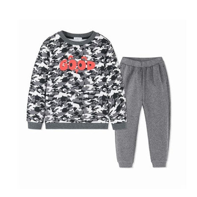 Sports Casual - Grey / 1Y 6M - Boys