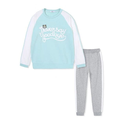 Spring Outfit - Blue / 6Y - Girls